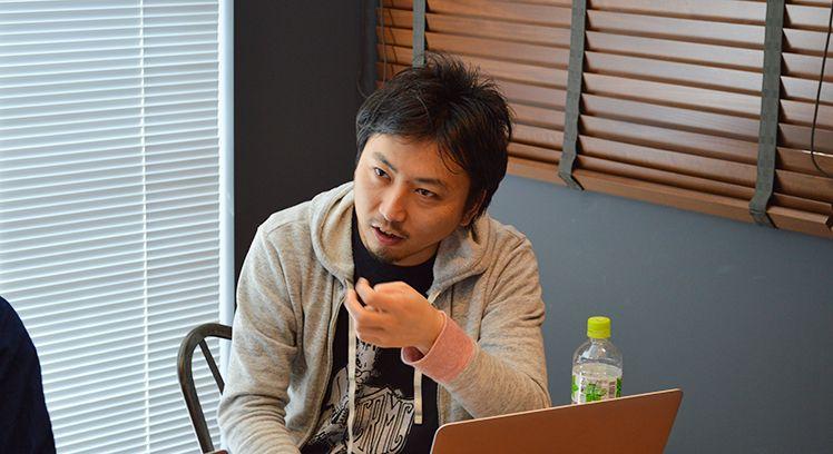 エウレカ CEO 赤坂優さん