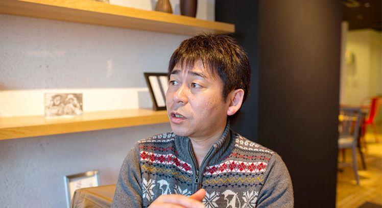 エンファクトリー 社長 加藤健太氏