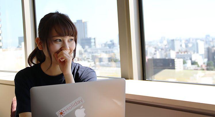 Holiday ホリデー コミュニティマネージャー 谷里穂さん