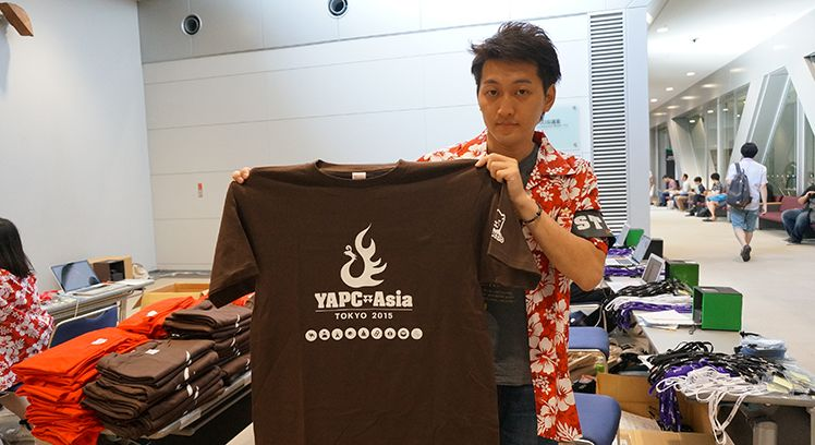 YAPC::Asia_Tokyo_2015