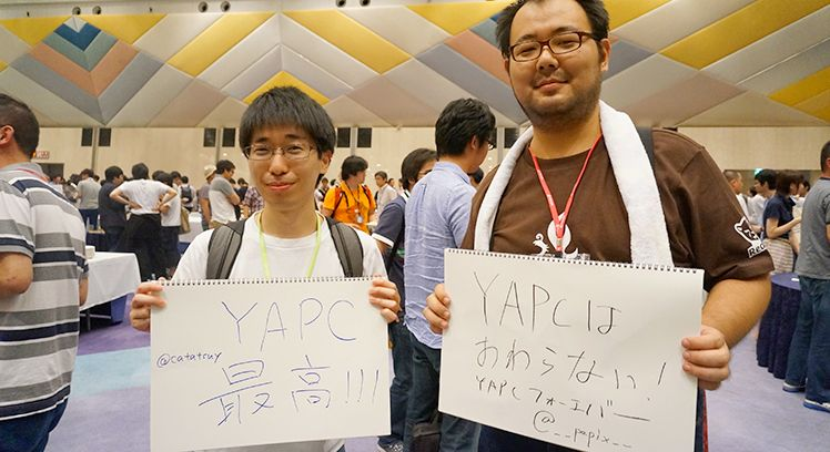 YAPC Asia 2015