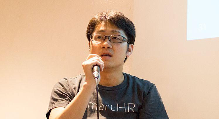 株式会社KUFU(SmartHR) 高橋さんの写真