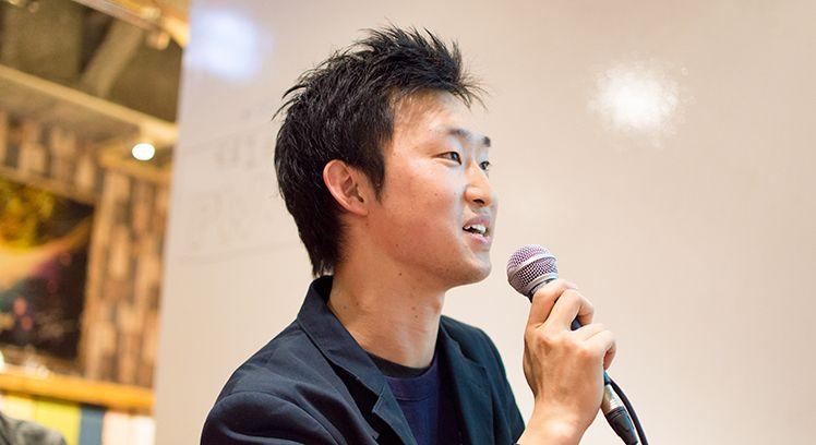 株式会社グッドパッチ(Prott) 長谷田さんの写真