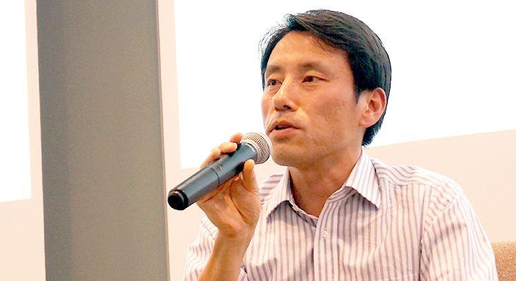 鹿子木亨紀さん