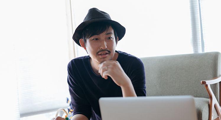 高崎さんの写真