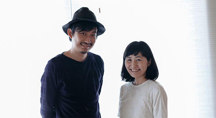 高崎さんと大浦さんの写真