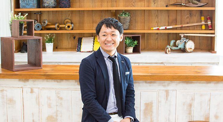 GMO代表 佐藤健太郎さんの写真