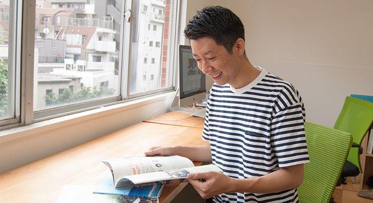 生駒さんの写真