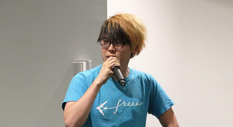 freee 坂本さん