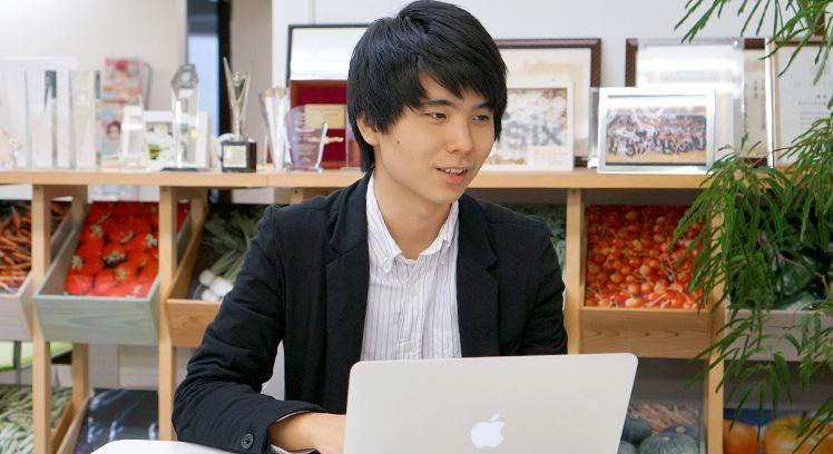 『ふらりーと』代表の齋藤大斗さん
