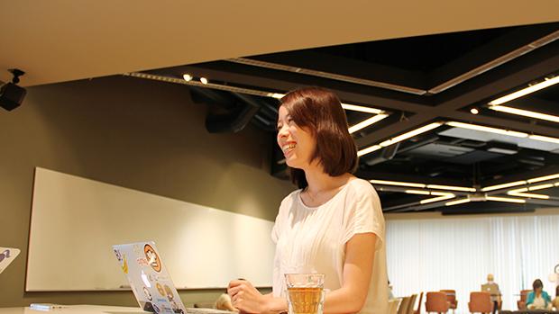 クックパッド広報室 櫻井友希代さん