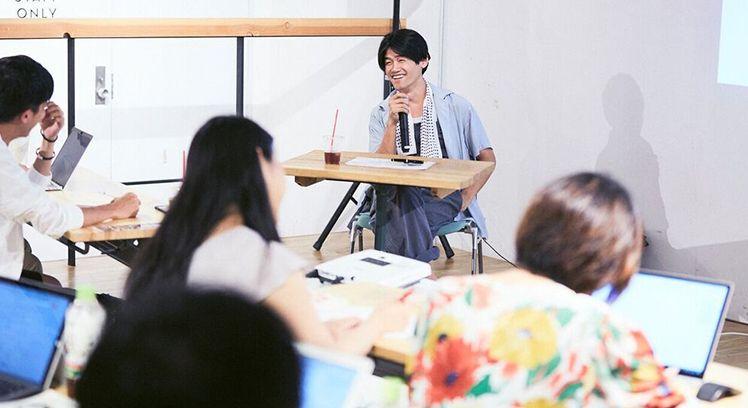 伊賀大介|企画メシ講座にて