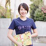 365日、オリジナルTシャツで宣伝しまくる! 秋元里奈が「農業変革」に注ぐ情熱