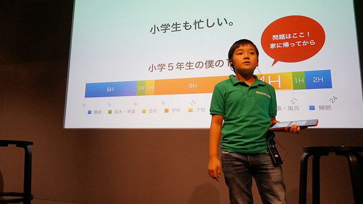 Tech Kids School発表会