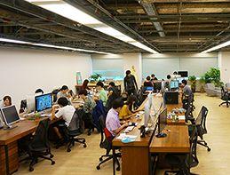 【オフィスへGo!―Nagisa編―】ここはまるでアメリカ西海岸?クールすぎるオフィスに潜入!