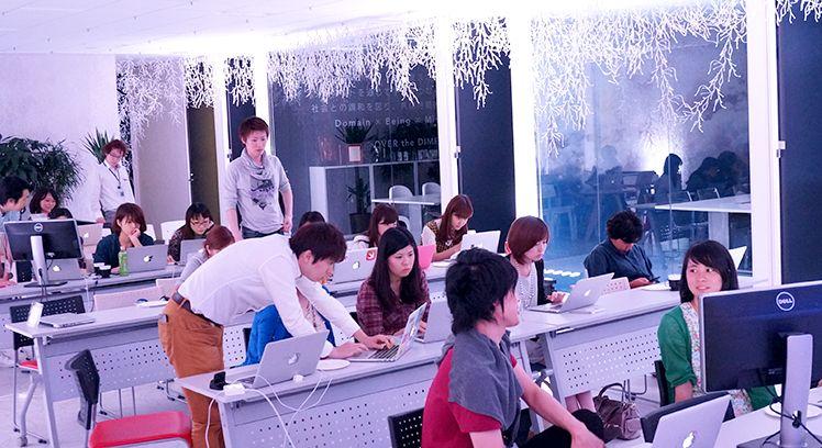 スイーツ片手にプログラミング!?女子向け勉強会『Swift Girls』をじげんが開催するワケ