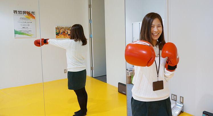 ボクシングやヨガも出来る!「遊び心」と「自由」に溢れたリアルワールドの新オフィスに潜入!(動画あり)