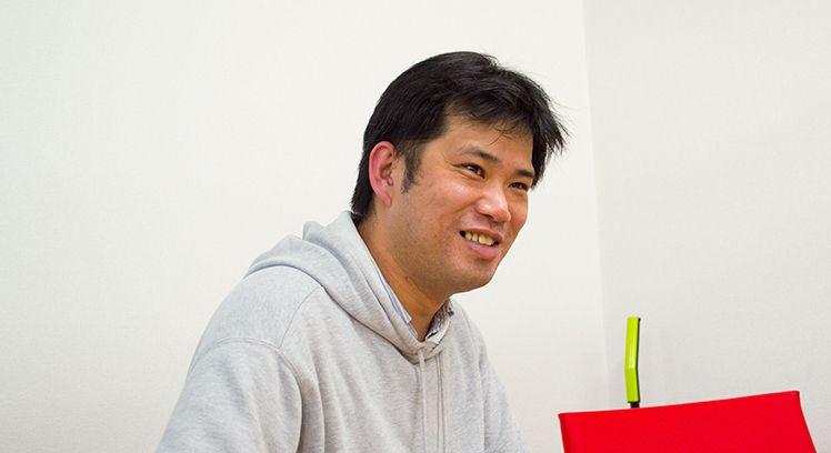 ヌーラボ 代表取締役 橋本正徳