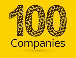 あの会社はいつできた?WEB/IT/クリエイティブ企業の創業年を100社調べてみた。