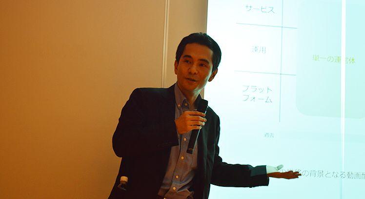 斉藤健二さん