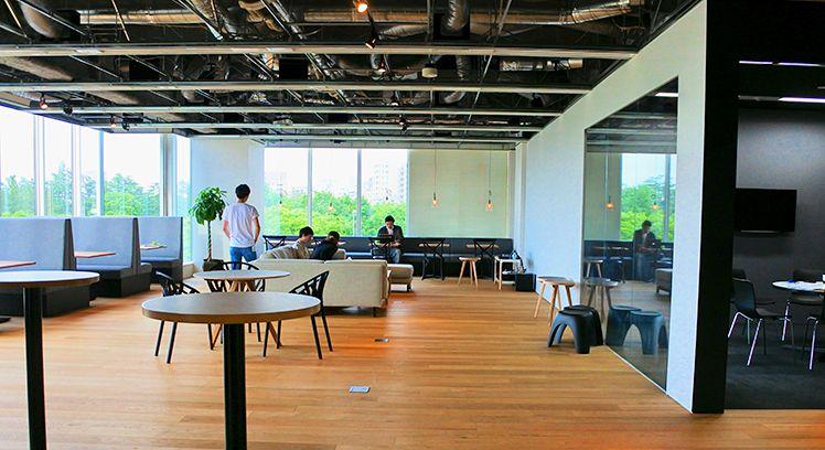 ホントに東京?自然を眺めながら働ける『Viibar』のオフィスにGo!