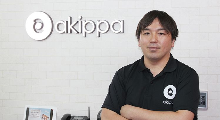 元ド営業会社がLaunch Padで優勝して「WEB系」スタートアップに!?akippa 金谷元気