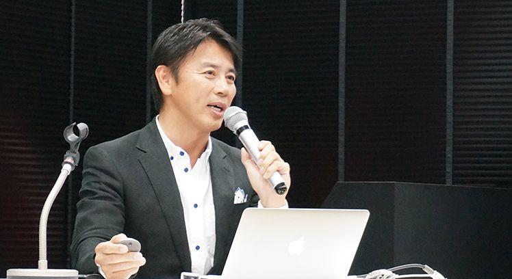 リアルディア 代表取締役社長_前刀禎明氏