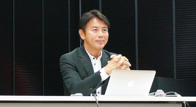 前刀禎明(元アップル日本法人社長)「年俸6000万円より、心が燃える仕事を」@metaps