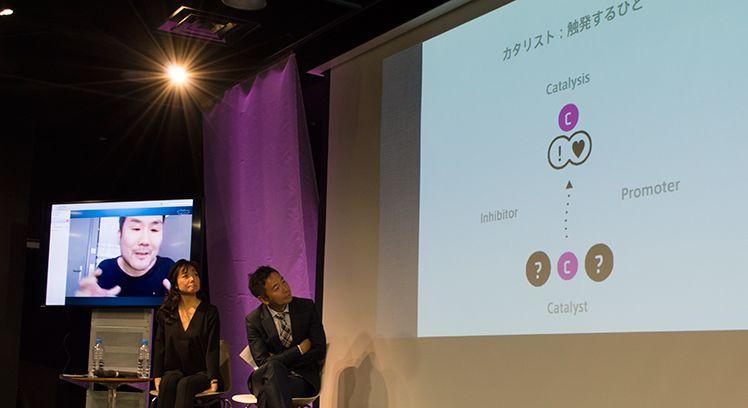 Ars Electronia Futurelab 小川さん(Skypeで参加)