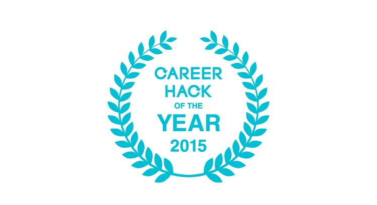 CAREER HACK OF THE YEAR 2015 発表!