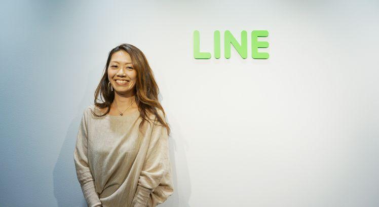 33歳でLINE 最年少執行役員に!稲垣あゆみのキャリア論。LINEの大ヒットも通過点!?