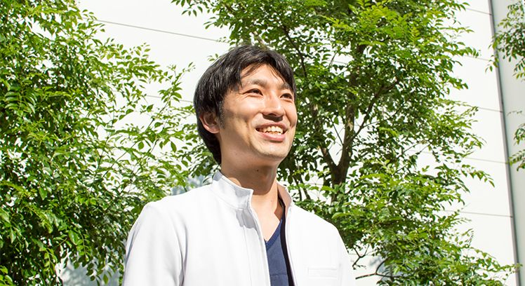 橋本さんの写真