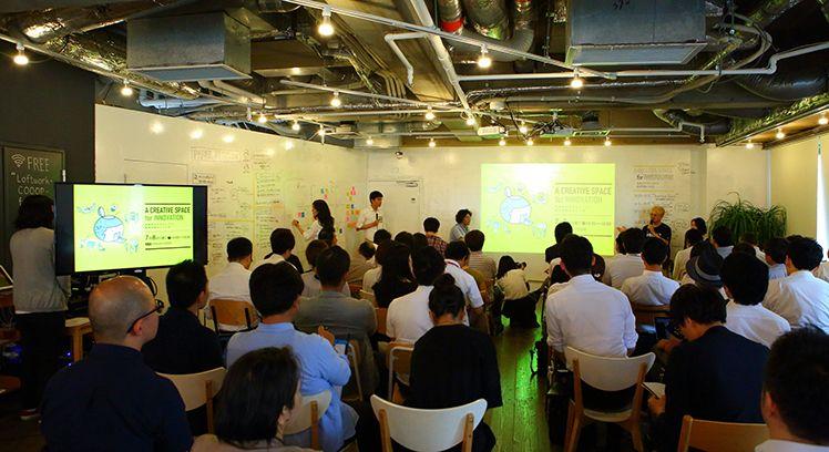 """オフィスをオシャレにしても革新は起こせない! ロフトワークと考える""""イノベーションを生み出す場""""の定義"""