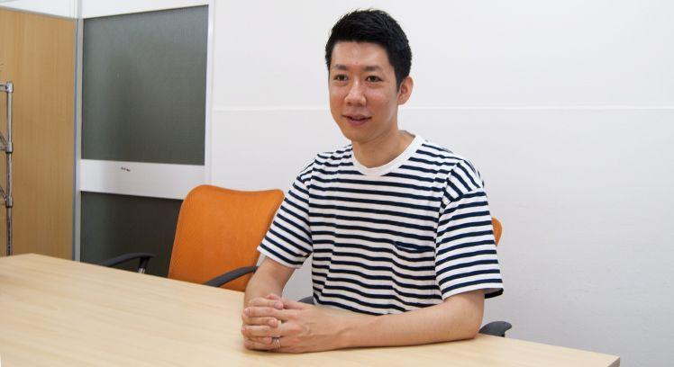 生駒さんのサイト写真