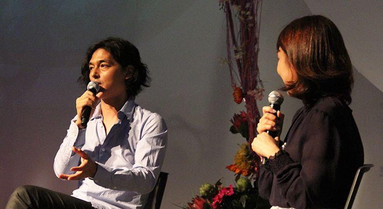 左:村松亮太郎氏、右:次原悦子氏