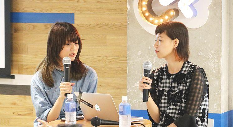 土田さんとハイジさんの写真