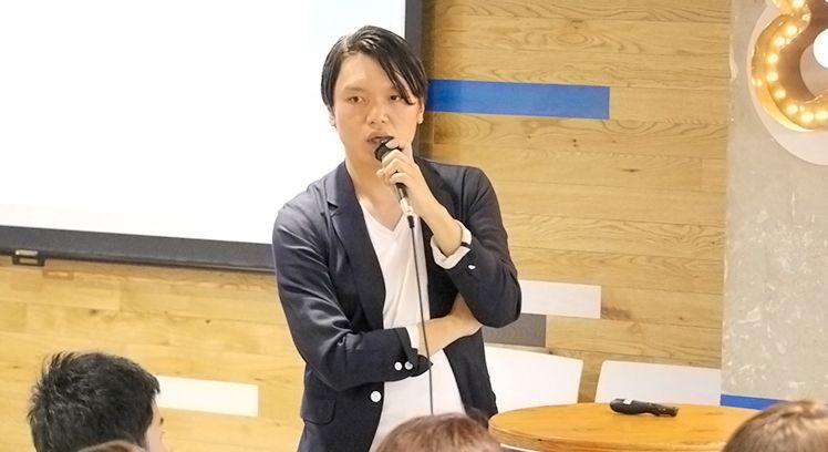 IN FOCUS 井口忠正さん