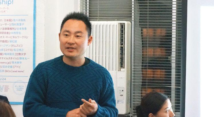 認定NPO法人「底上げ」成宮崇史さん