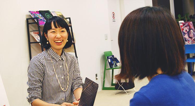 富川さんの写真