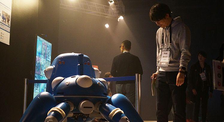 音声UI、箱型ロボット、生体群制御…ヤバい次世代プロダクト5選 in Slush Tokyo