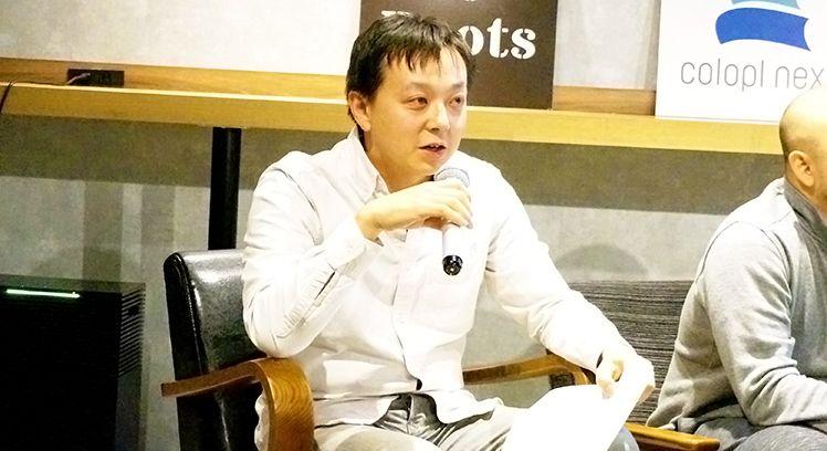 松岡剛志氏