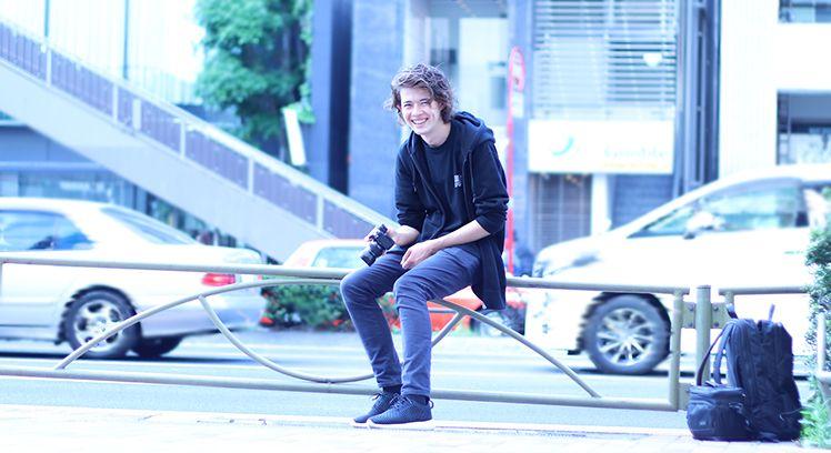 長谷川カラムさんの写真