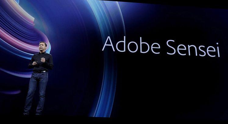 Adobe senseiの写真