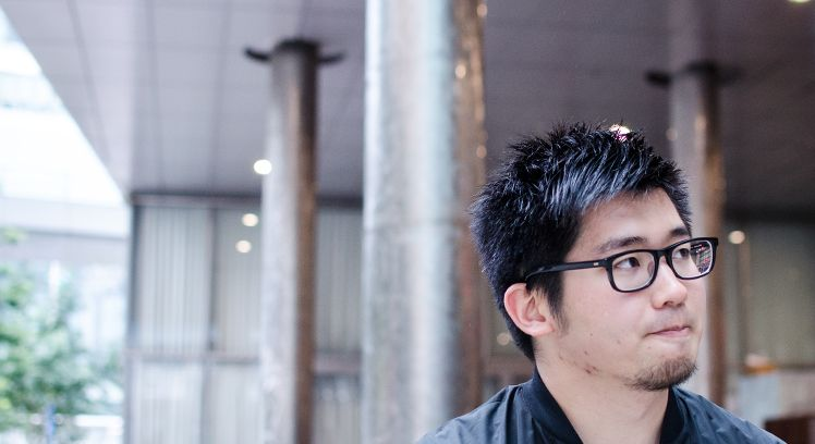 高橋さんの写真