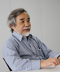 竹内郁雄さん