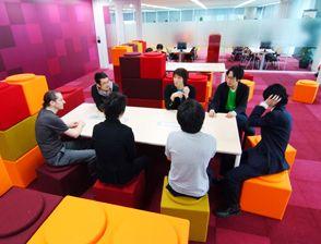 テンションが上がるオフィスを作れ!―《チームラボオフィス》のイノベーションを生む空間作り[2]